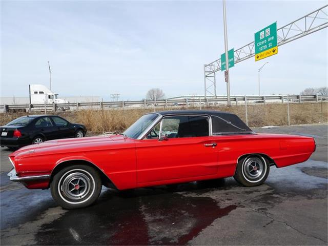 1966 Ford Thunderbird | 646146