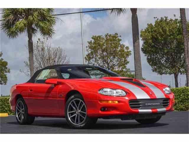 2002 Chevrolet Camaro SS | 646148