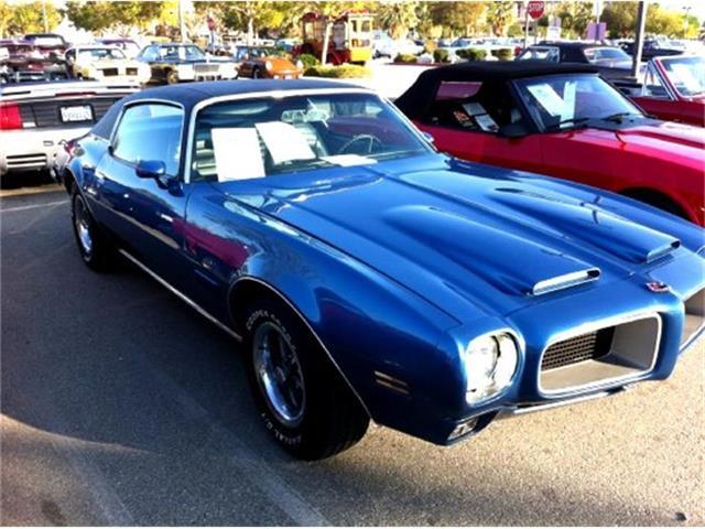1971 Pontiac Firebird Formula | 646155