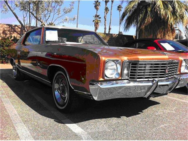 1972 Chevrolet Monte Carlo | 646156