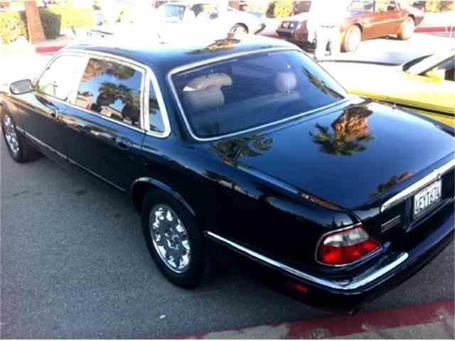 1990 Jaguar XJ8L | 646160