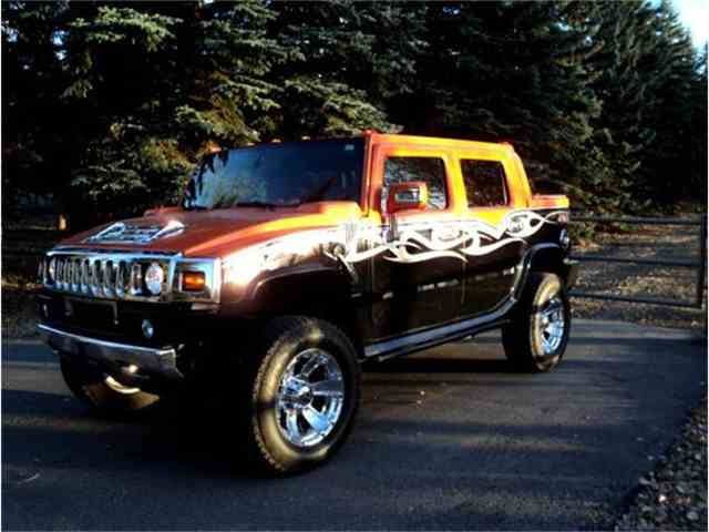 2006 Hummer H2 | 646166