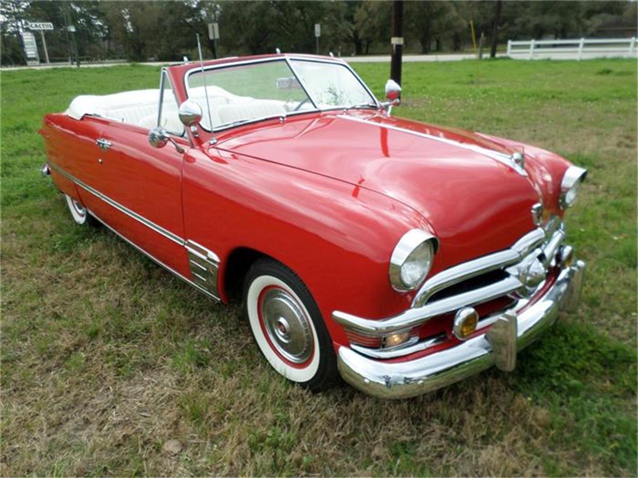 1950 ford custom for sale cc 646169. Black Bedroom Furniture Sets. Home Design Ideas