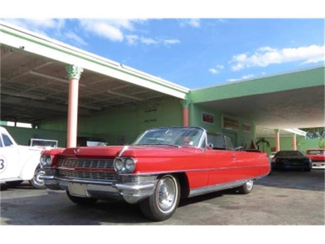 1964 Cadillac DeVille | 640633