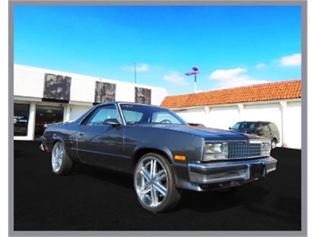 1987 Chevrolet El Camino | 640635