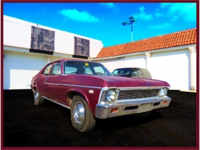 1968 Chevrolet Nova | 640636