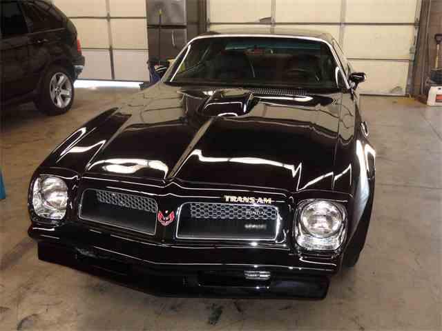 1976 Pontiac Firebird Trans Am | 646421