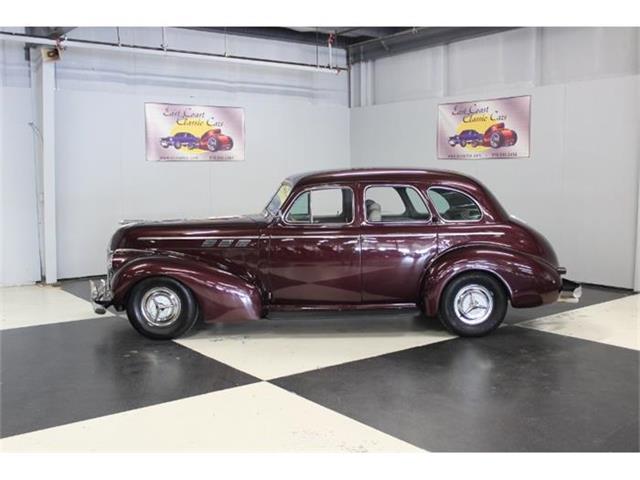 1940 Pontiac Silver Streak | 646427