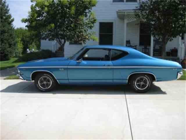 1969 Chevrolet Chevelle | 646444
