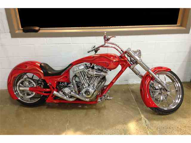 2004 Italdesign Pro MC Custom Chopper | 646447