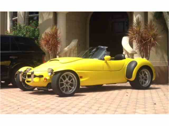 1999 Panoz AIV Roadster | 646598