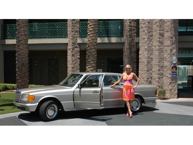 1985 Mercedes-Benz 380SEL | 646627
