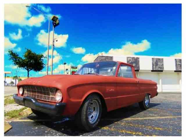 1960 Ford Ranchero | 646682