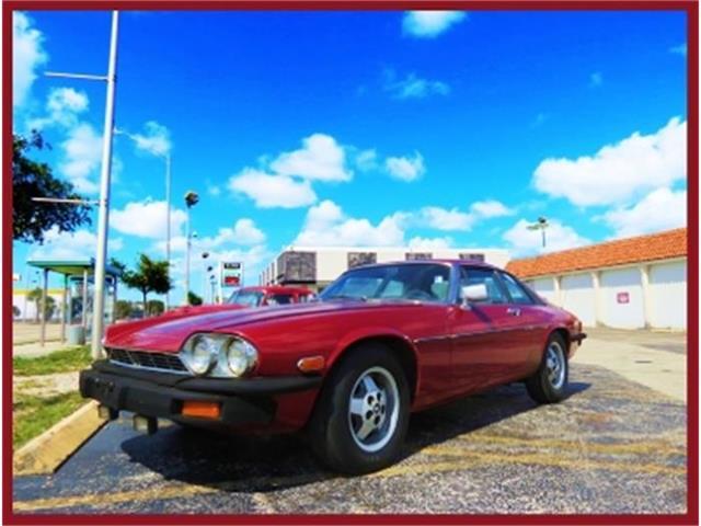 1978 Jaguar XJS   646687