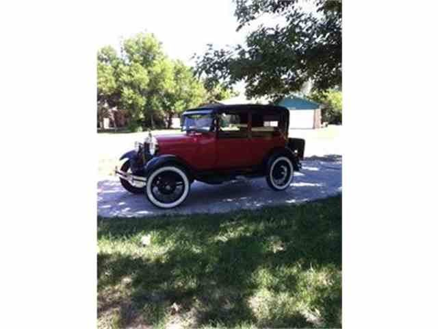 1929 Ford Model A | 646758