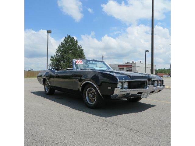 1969 Oldsmobile 442 | 646839