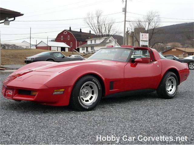 1981 Chevrolet Corvette | 647169