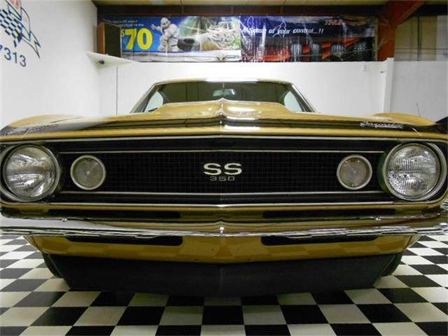 1967 Chevrolet Camaro SS | 647173