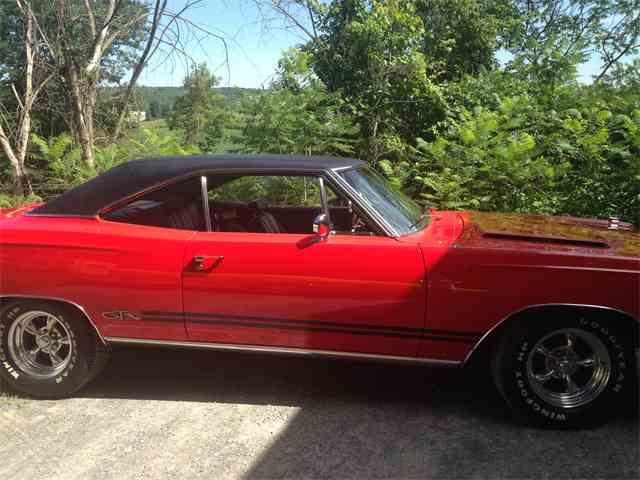 1968 Plymouth GTX | 647175