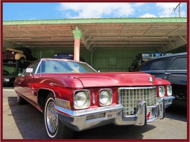 1971 Cadillac DeVille   647330