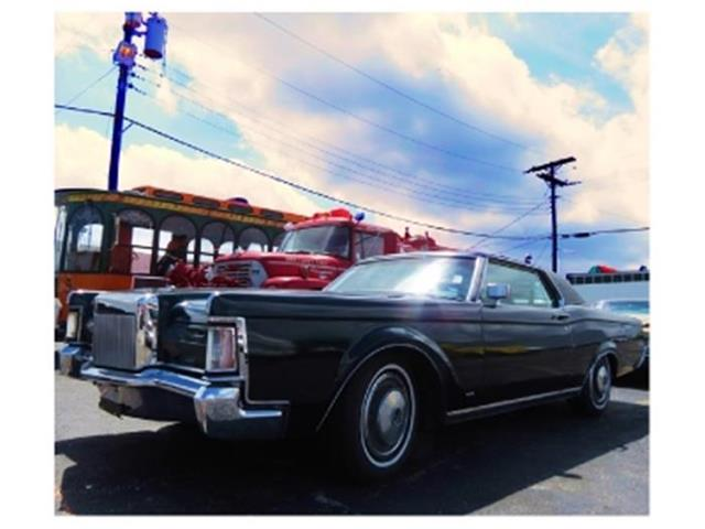 1971 Lincoln Continental Mark III | 647335