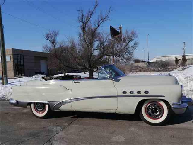 1953 Buick Roadmaster | 647467