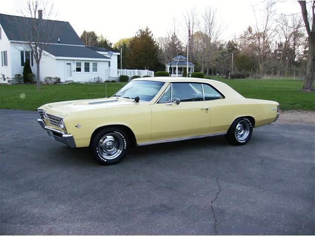 1967 Chevrolet Chevelle | 647489