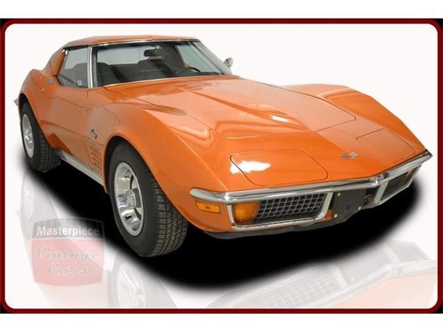 1972 Chevrolet Corvette | 647491