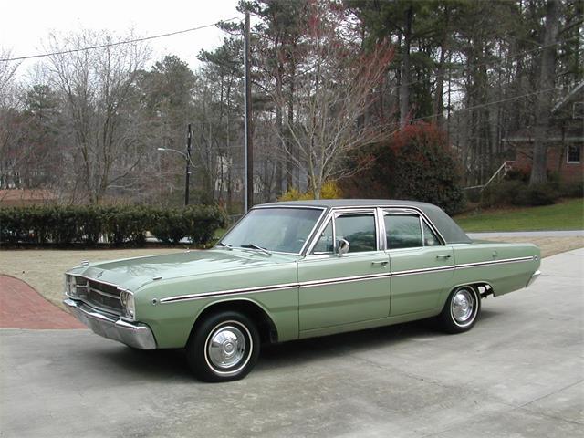 1968 Dodge Dart | 640767