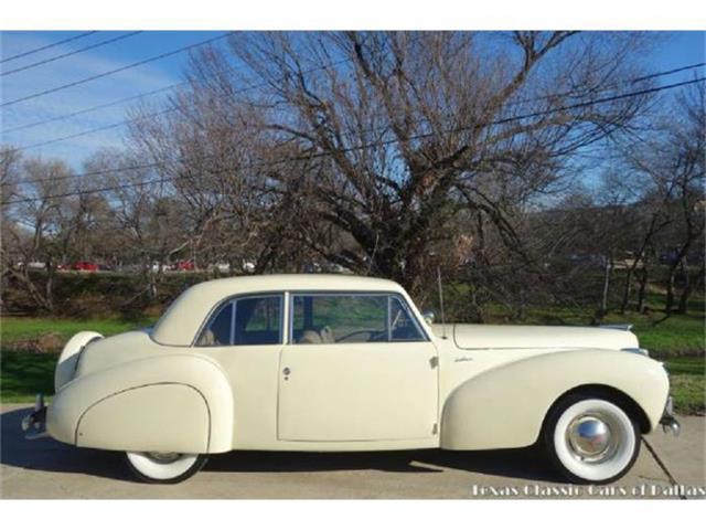 1941 Lincoln Continental | 647689
