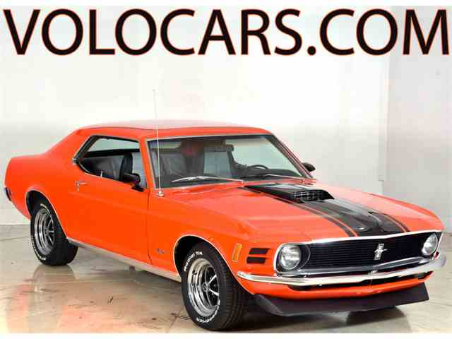 1970 Ford Mustang | 647771