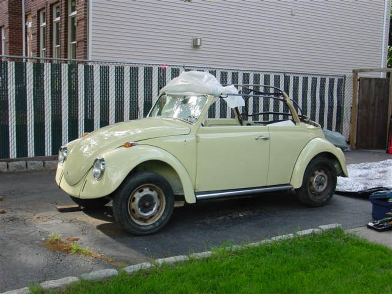 1968 volkswagen beetle for sale cc 647781. Black Bedroom Furniture Sets. Home Design Ideas