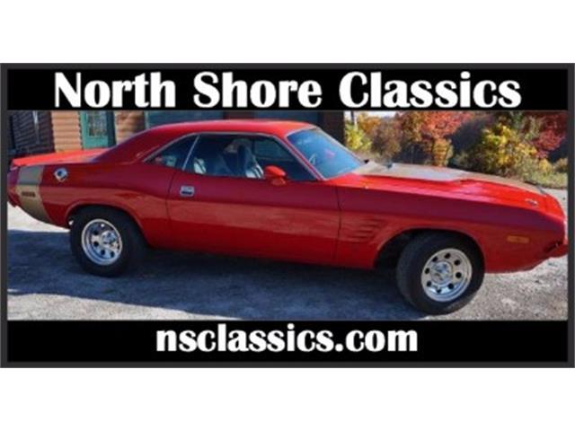 1973 Dodge Challenger | 640786