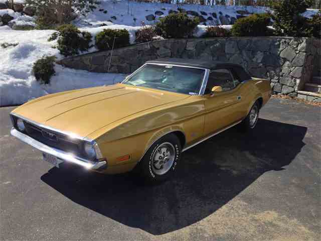1972 Ford Mustang | 647869
