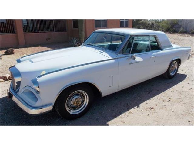 1962 Studebaker Gran Turismo Hawk | 647885