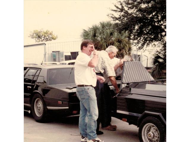 1989 AEROT UTILITY TRAILER | 647982
