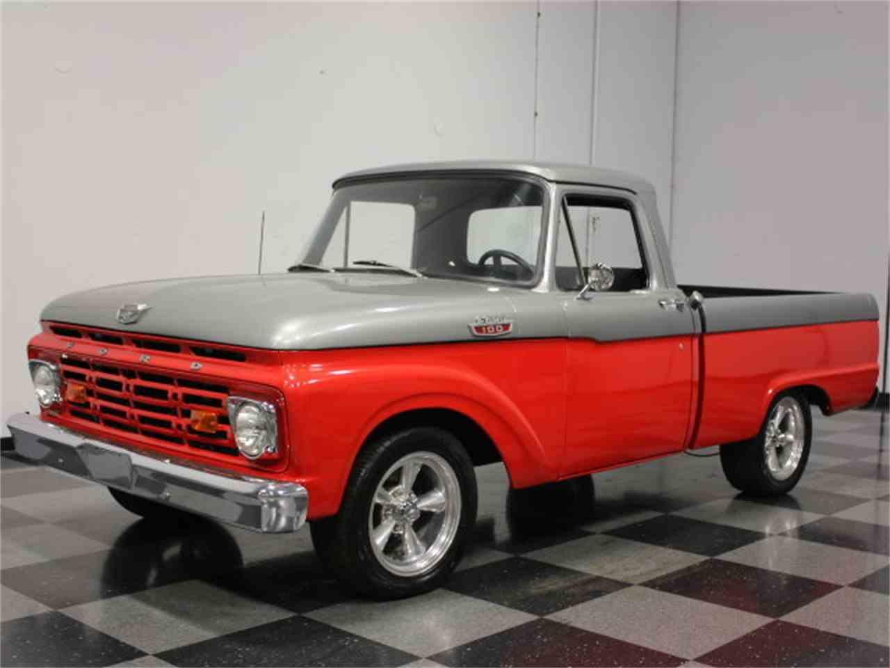 1964 ford f100 for sale cc 648060. Black Bedroom Furniture Sets. Home Design Ideas
