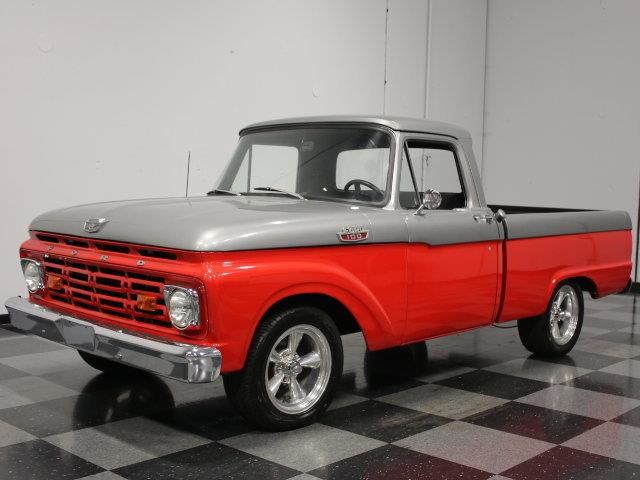Classifieds For 1964 Ford F100 10 Available
