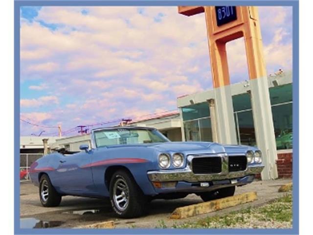 1970 Pontiac GTO | 648061