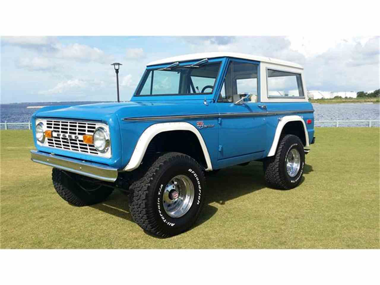 Large Picture of '76 Ford Bronco located in Florida - $89,900.00 - DW70