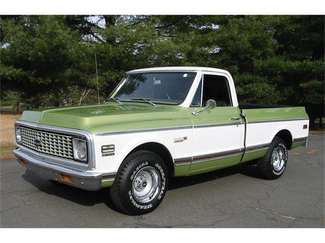 1971 Chevrolet C/K 10   648295