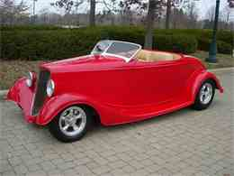 Picture of Classic 1933 Ford Roadster located in Newark Ohio Auction Vehicle Offered by JJ Rods, LLC - DW8B