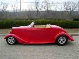 Picture of 1933 Ford Roadster Auction Vehicle Offered by JJ Rods, LLC - DW8B