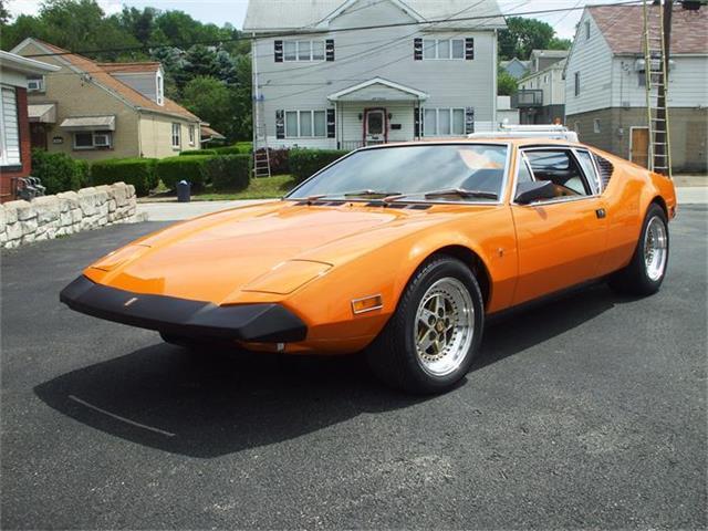 1973 Ghia Pantera | 648307