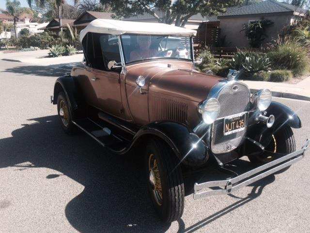 1929 Ford Model A | 648669