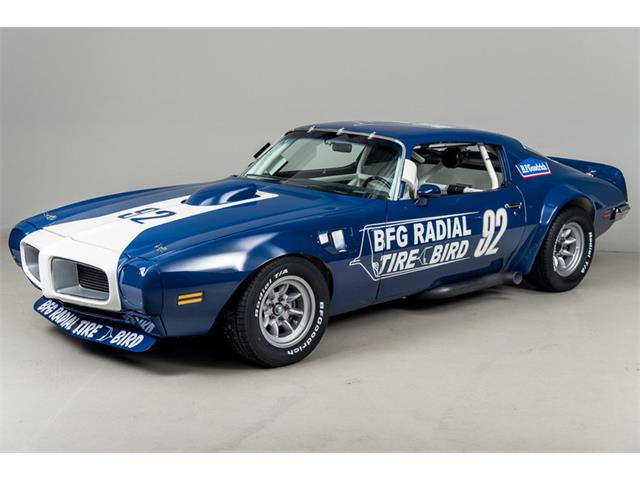 1970 Pontiac Firebird Trans Am | 648681