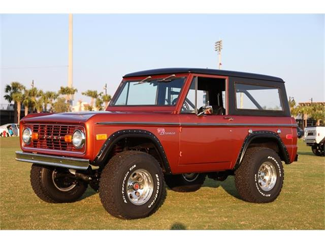 1976 Ford Bronco   640913