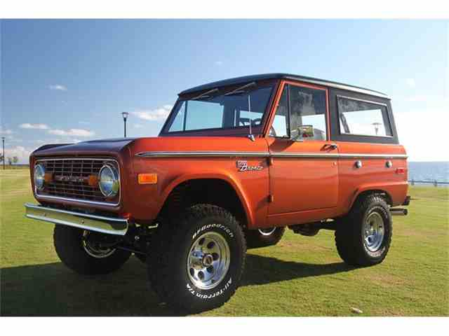1973 Ford Bronco | 640918