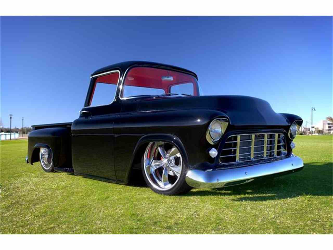 1956 chevrolet truck for sale cc 640920. Black Bedroom Furniture Sets. Home Design Ideas