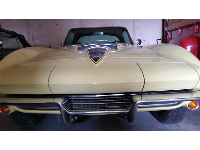 1967 Chevrolet Corvette Stingray | 640926
